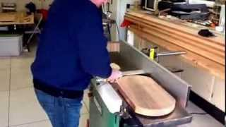 Stroke Victim Has Amazing Recovery Does Woodworking