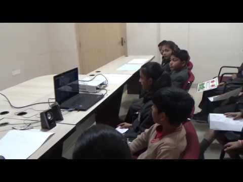 Skype session with Beirut Modern School, Lebanon - Eat Right(Part-3)