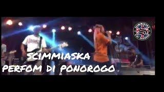 Scimmiaska you dance with me konser diponorogo