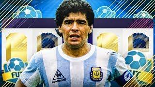 IKONA 97 MARADONA PRIME! FIFA 18 DRAFT