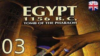 Egypt 1156 b.c. - Tomb of the Pharaoh - [03/05] - [Workshop] - English Walkthrough