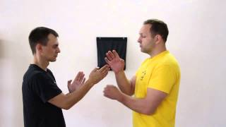 Уроки Вин Чунь от Владимира Козлова. Начальный уровень, блок Цзам Сао.