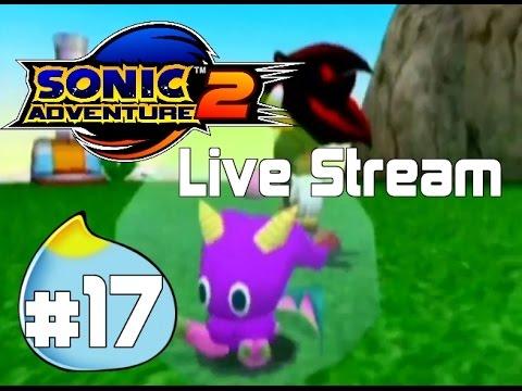 Sonic Adventure 2 Battle Chao Garden Part 17 Full