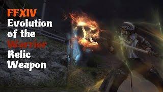 FFXIV Evolution of the Warrior Relic Weapon [Feat. Sohm Al Hard Theme (Quicksand)]
