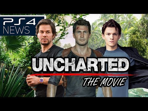 PS4 News: UNCHARTED MOVIE