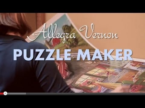 The Jigsaw Puzzle Maker Secrets Of