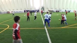 Harjoitusottelu: FC Raahe P-07 - Ajax P-07 sininen, 2. jakso