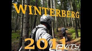 first time Winterberg 2011 downhill   erster Bikepark besuch überhaupt  