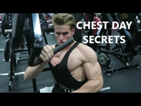CHEST WORKOUT | 9 DAYS OUT FROM ARNOLD CLASSIC