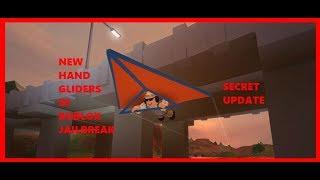 (NEW HAND GLIDER UPDATE COMING SOON) Roblox JailBreak Live Stream