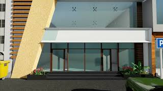 Mall 3D Animation | Sketchup |…