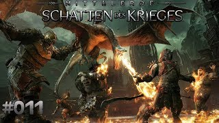 Mittelerde: Schatten des Krieges #011 - Oh, Drache! - Let's Play Mittelerde Deutsch / German