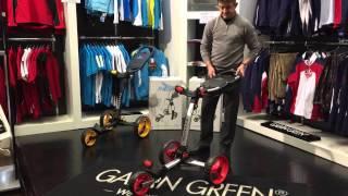 explaining the trilite push cart features
