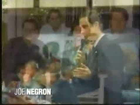 New Ad for Joe Negron