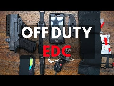 Off Duty Everyday Carry | EDC |