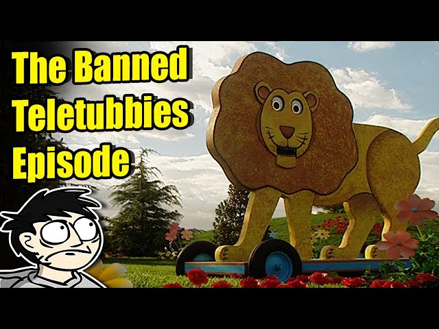 Steve Reviews: The BANNED Teletubbies Episode