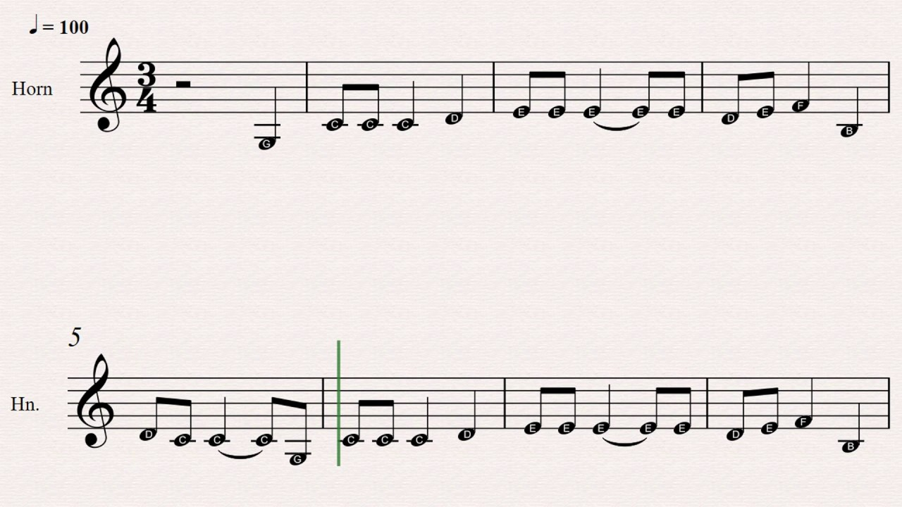O Christmas Tree Sheet Music: (20 Easy Christmas Carols For ...