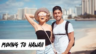 Starting A New Chapter Together. | Hawaii Week 1