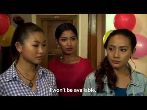 Smart Girls ep 2 - new Khmer TV drama (English subtitles)