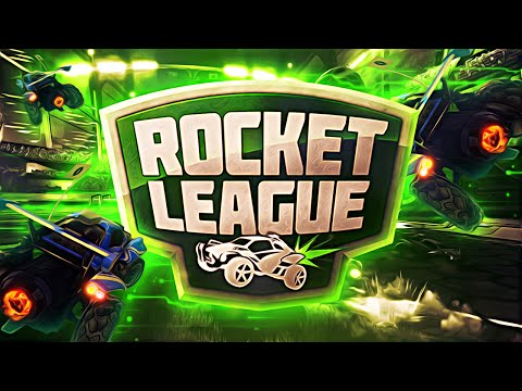 FOOTBALL IN CARS?!?! | Rocket League With Tobi