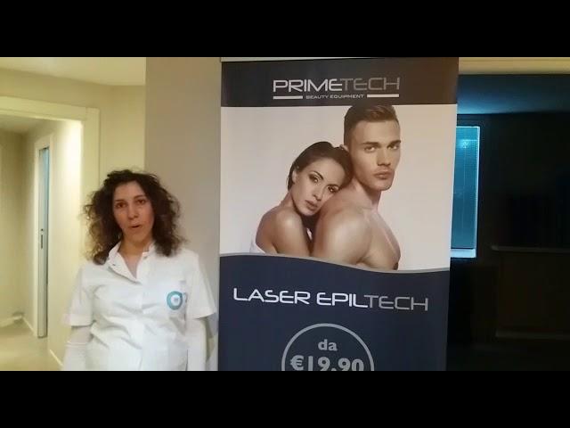 Video di Caterina Modica titolare del Centro Estetico Beauty Center di Pavia