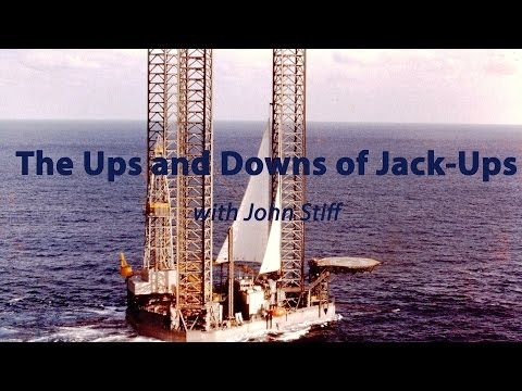 HMM Industry Lecture | John Stiff's The Ups and Downs of Jack-Ups
