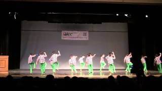 Chennai Express Title Song Bollywood Dance - India Nite 2013