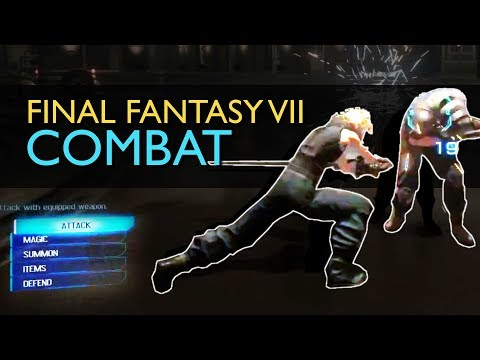 Final Fantasy 7 Remake Combat | What I Want To See