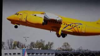 Последние слова пилотов Ан-148 Саратовские Авиалинии (переговоры с диспетчером)