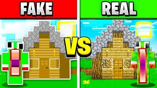 5 FAKE MINECRAFT GAMES! FAKE vs REAL MINECRAFT!