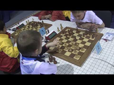 2017-06-04 1-st Cadet Chess Blitz World Championship