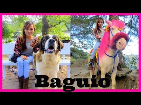 Let's Tour Baguio : Botanical Garden & Mines View Park ❤