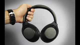 The Best Headphones - Sony MDR-1000X