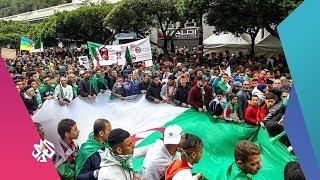 التلفزيون العربي | الجزائر .. نافذة خاصة لمتابعة تطورات الحراك الشعبي