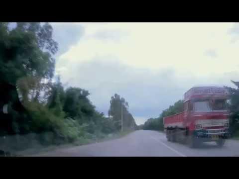 Dharwad Ramnagar Road (alnavar) | KA25ER first vlog |