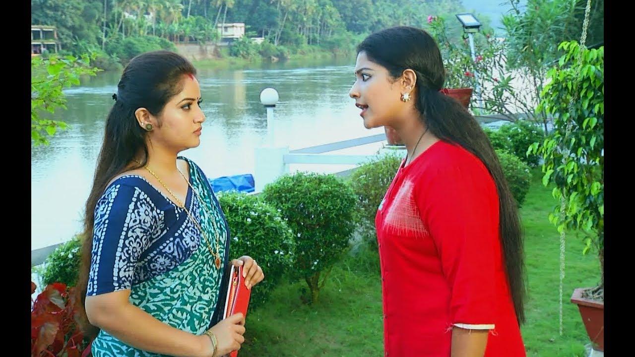 Nokkethaadhoorath | Ashwathi & Archana came face to face | Mazhavil Manorama
