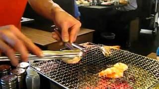 傑夫的燒肉-超迅速夾子剝蝦殼 thumbnail