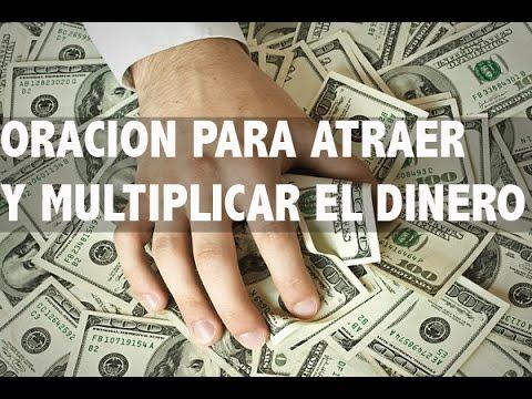 Oraci n para atraer y multiplicar el dinero youtube - Atraer el dinero ...