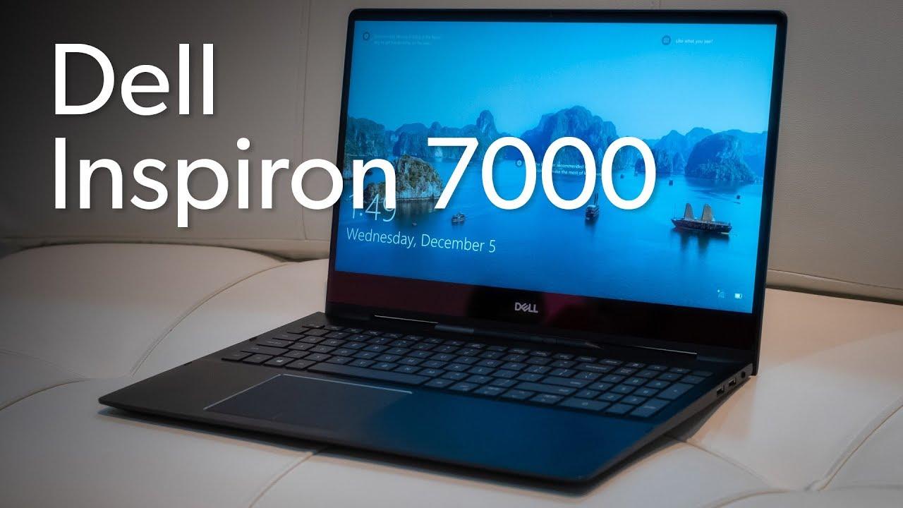 3d79b1150e1a Dell Inspiron 13/15 7000: Hidden pens and 4k screens