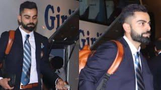 Team India off to England | #CWC19 #TeamIndia
