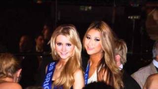 MISS GT BRITAIN 2011 LAUNCH PARTY