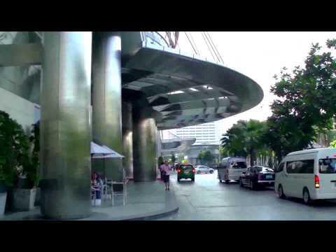 2017 曼谷自由行 - Pratunam Berkeley 酒店、水門海南雞飯、諾富特、Centara、Kempinski、Paragon步行往BTS Siam空鐵站