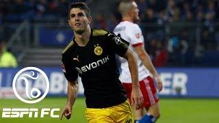 Christian Pulisic has the full trust of the Borussia Dortmund coach | ESPN FC