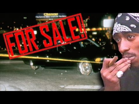 IS IT REAL? Tupac Death Car Goes On Sale For 1.5 Million Dollars  (NO BULLET HOLES)