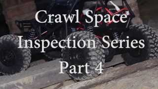Crawl Space Inspection Remote Control Car Part 4