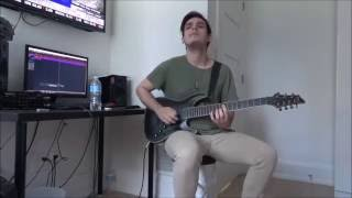 The Amity Affliction | Tearing Me Apart | GUITAR COVER FULL (NEW SONG 2016) HD