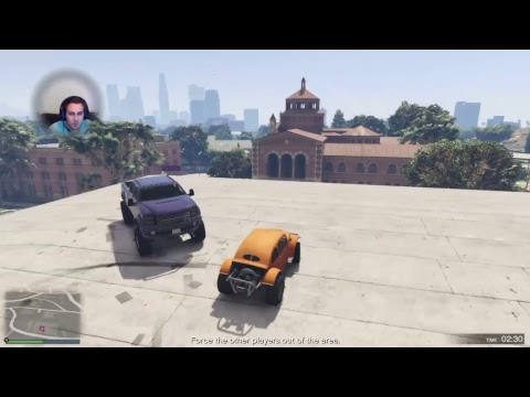 Grand Theft Auto 5 Online Sumo Funny Moments