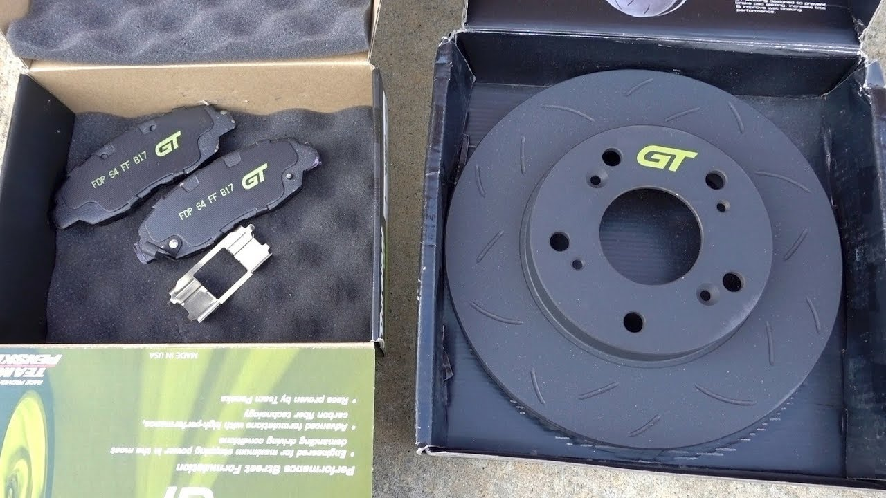 Duralast Brake Pads >> Installation Of Duralast Gt Rotors And Gt Brake Pads 2010 Honda Civic
