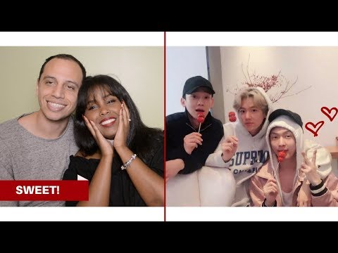 EXO SUPPORTING EACH OTHER SOLO ACTIVITIES REACTION (EXO REACTION)