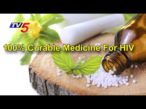 Good News For AIDS Patients | 100% Curable Homeopathy